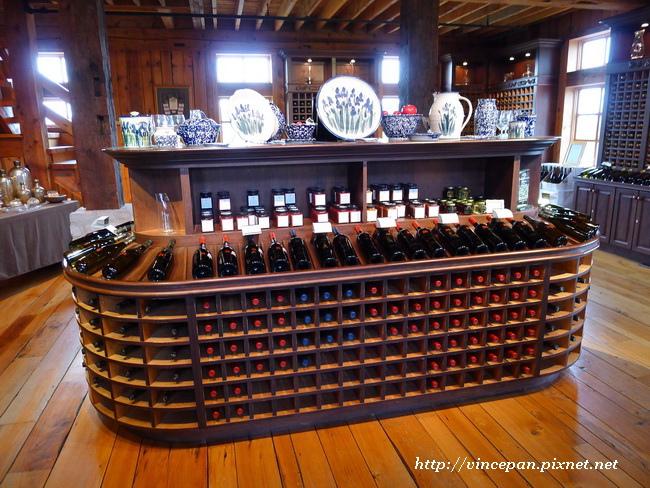 酒莊PENINSULA RIDGE 酒櫃