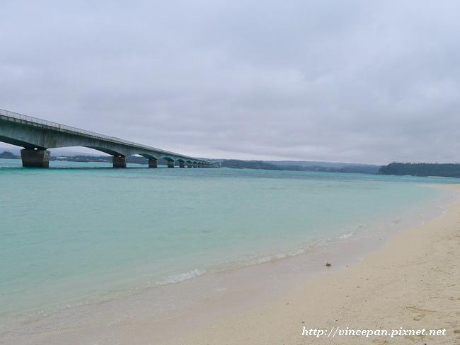古宇利大橋 沙灘1