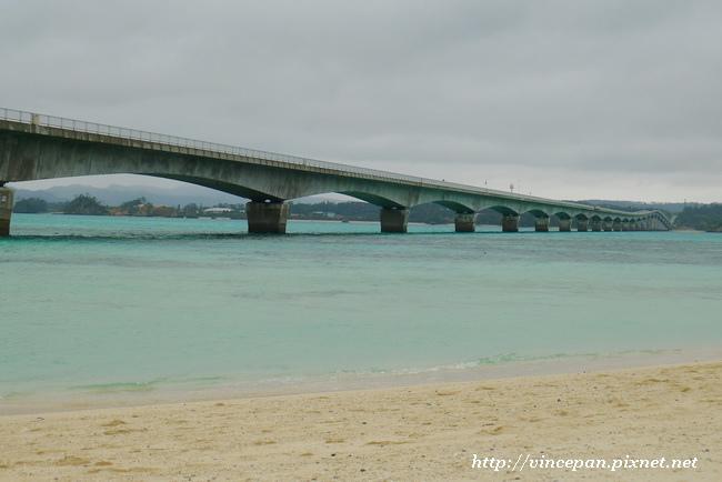 古宇利大橋 沙灘3