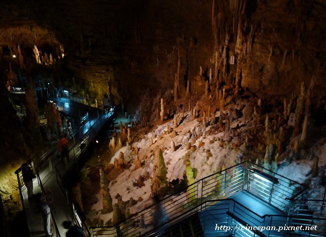 玉泉洞 洞穴
