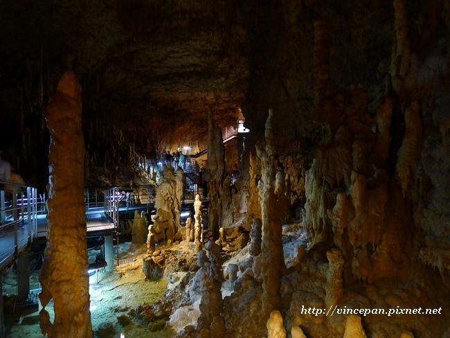 玉泉洞 洞穴2