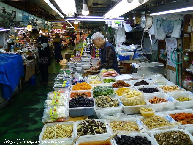 醃漬蔬菜店