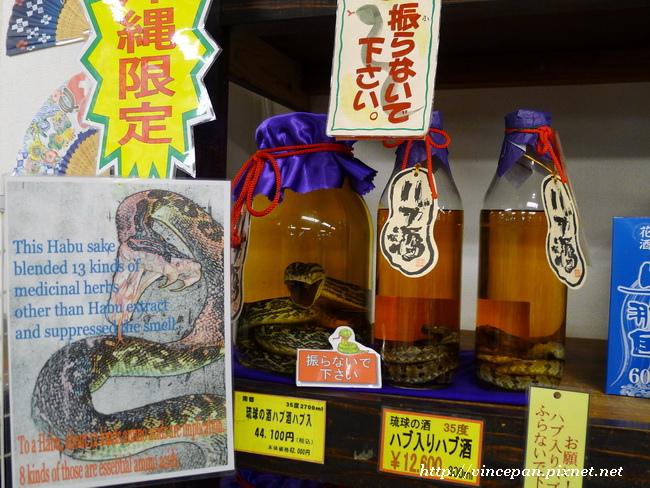 泡著毒蛇的酒