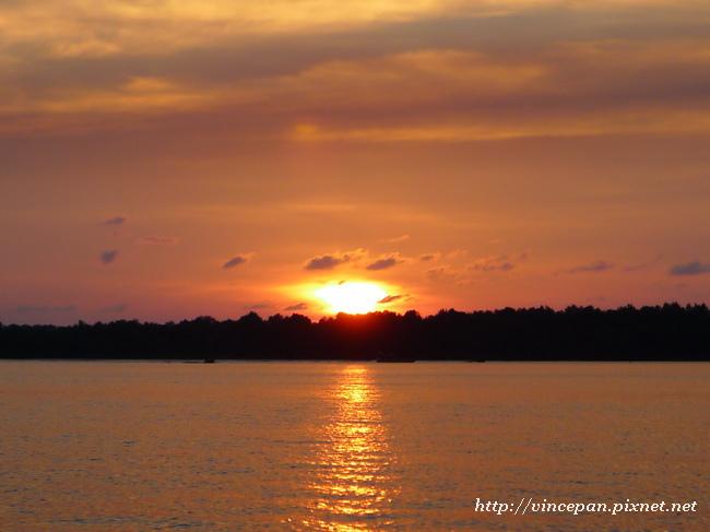 夕陽 Weston