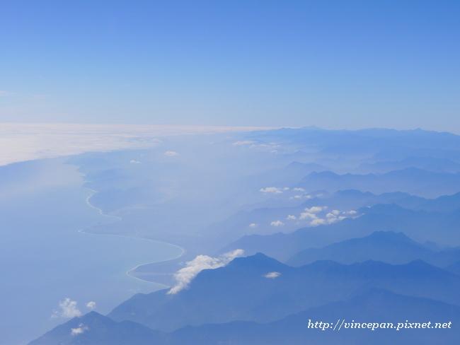 台灣海岸線