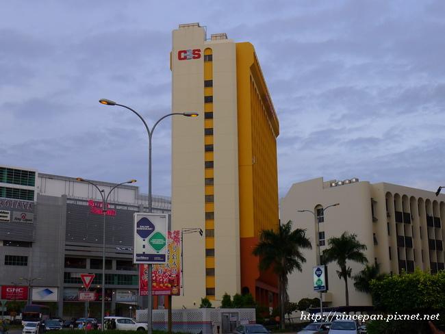 Gaya Centre Hotel2