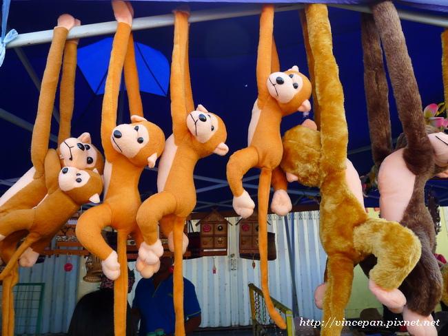 長臂猿玩偶