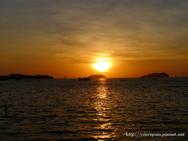 day2 夕陽2