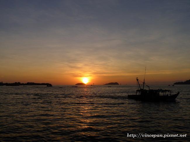 day2 夕陽4