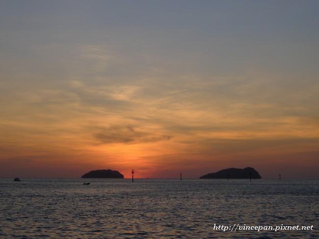 day2 夕陽9