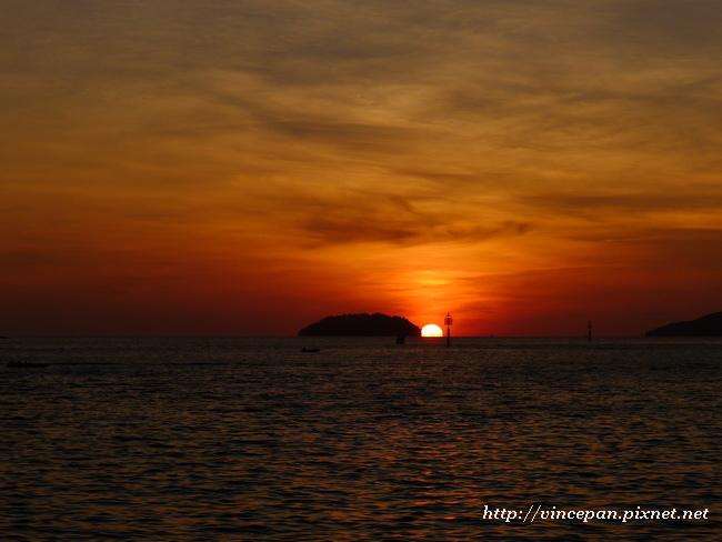 day2 夕陽7
