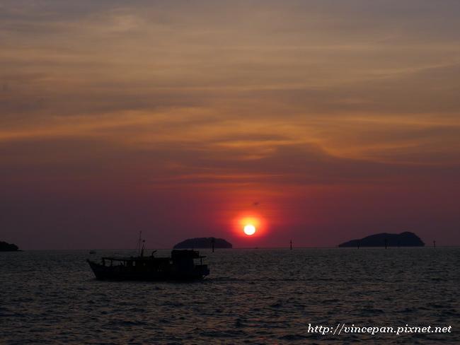 day4 夕陽2