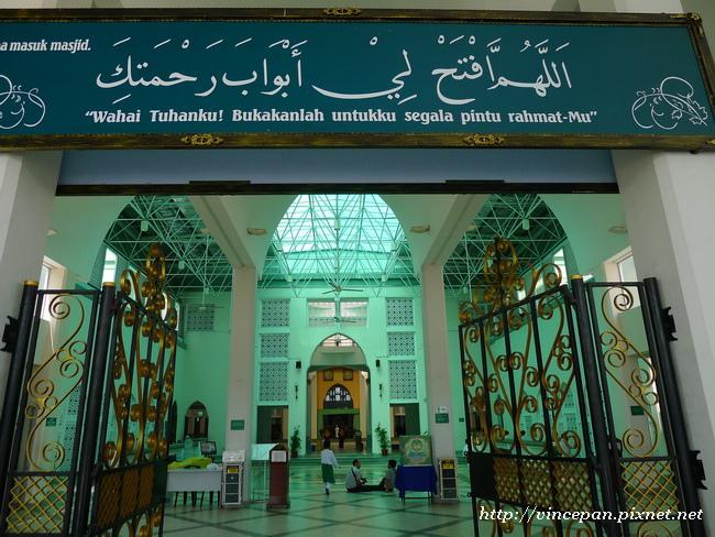 清真寺入口1