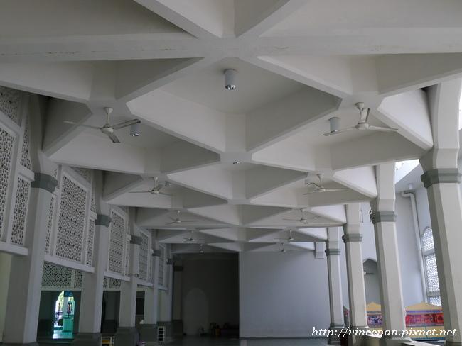菱形天花板