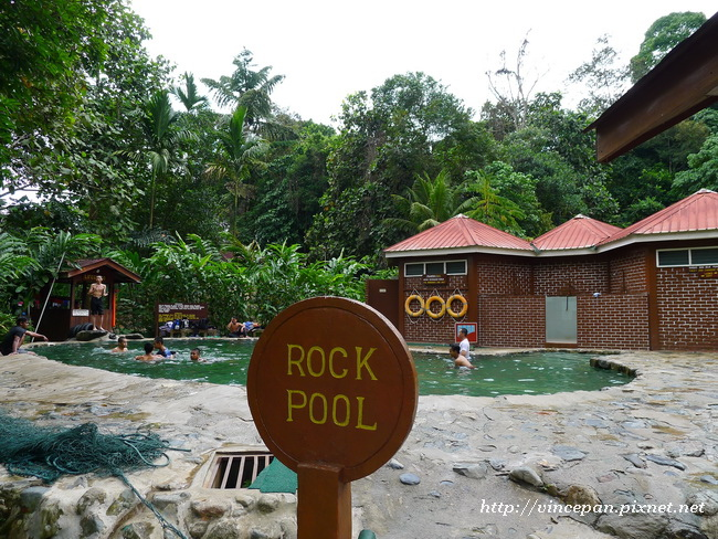 波令溫泉 游泳池