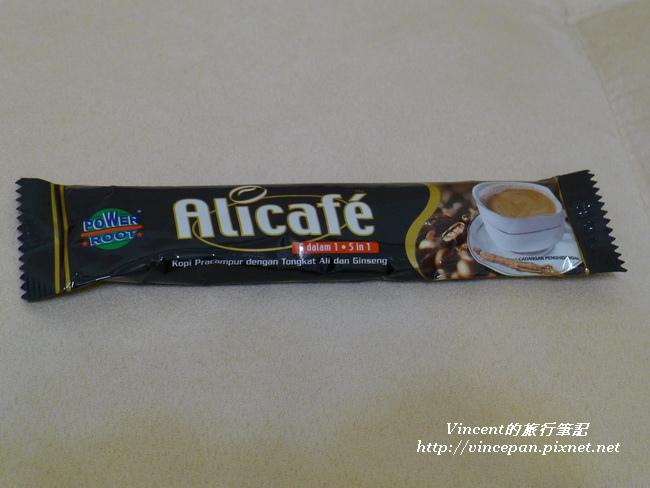 東革阿里人蔘咖啡包