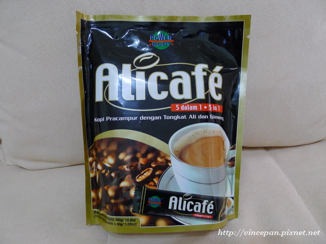 東革阿里人蔘咖啡