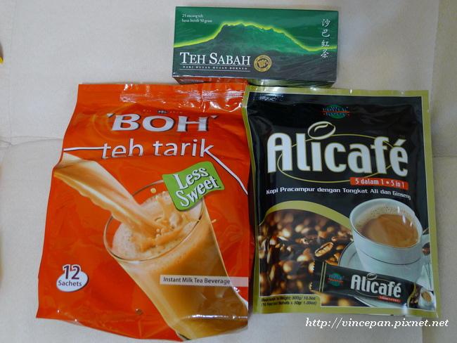 咖啡與茶包