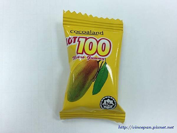 LOT芒果軟糖1