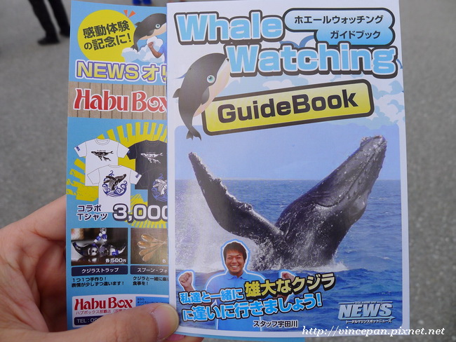 New賞鯨手冊