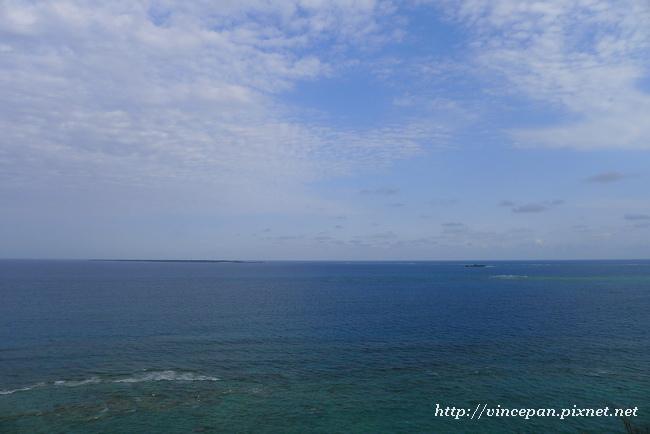 知念岬看久高島