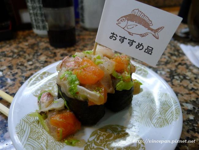 推薦壽司2