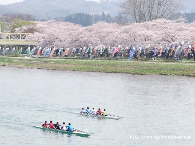 北上川 划船2