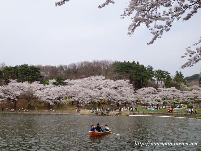高松之池 小船2