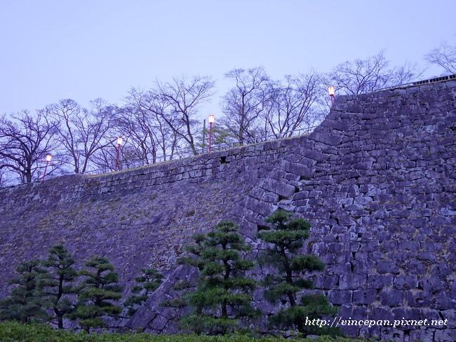 花崗岩石牆2
