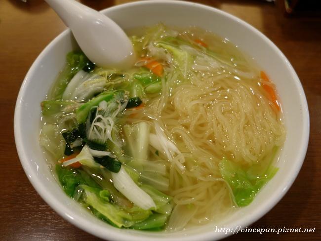 蔬菜溫麵2