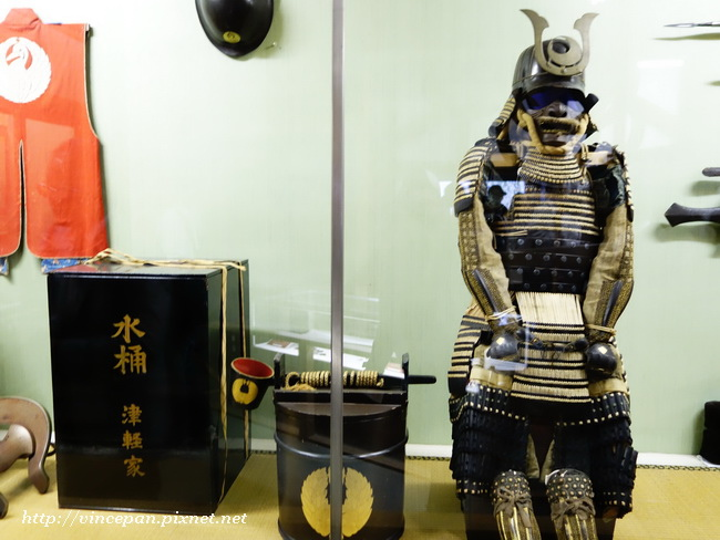 弘前城史料館1