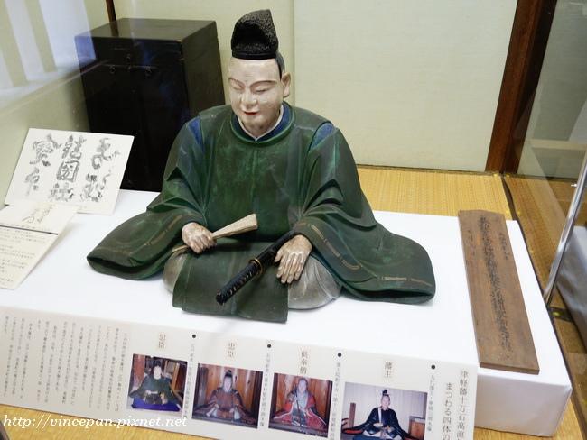 弘前城史料館2