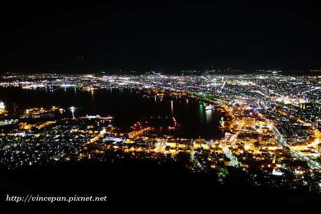 函館灣 夜景
