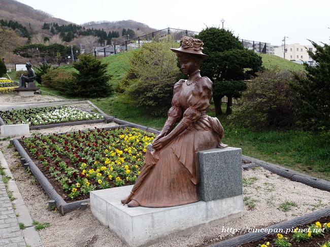 基坂的銅雕1