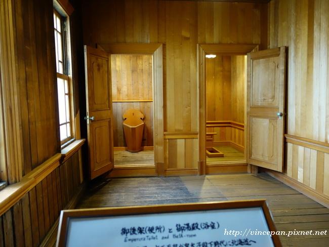 舊函館區公會堂 便所