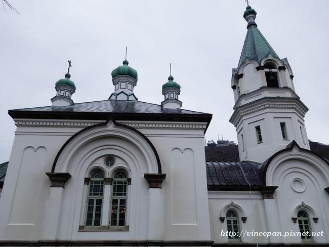 函館東正教堂