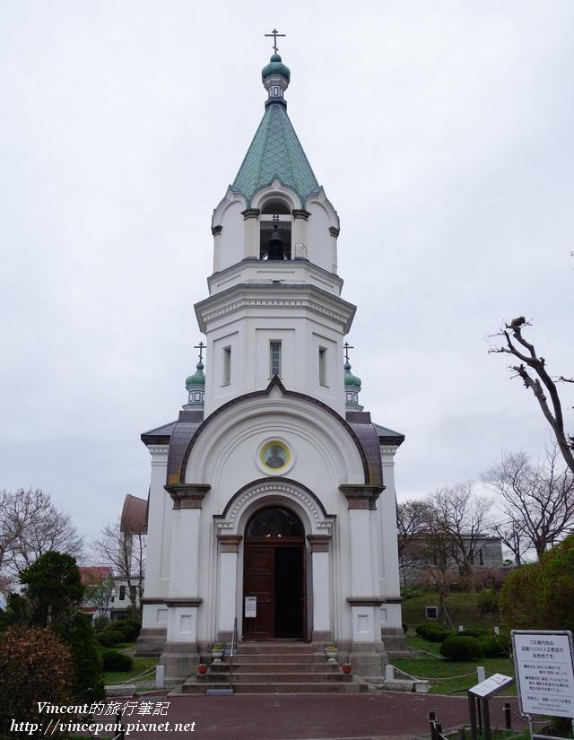 函館東正教堂 2