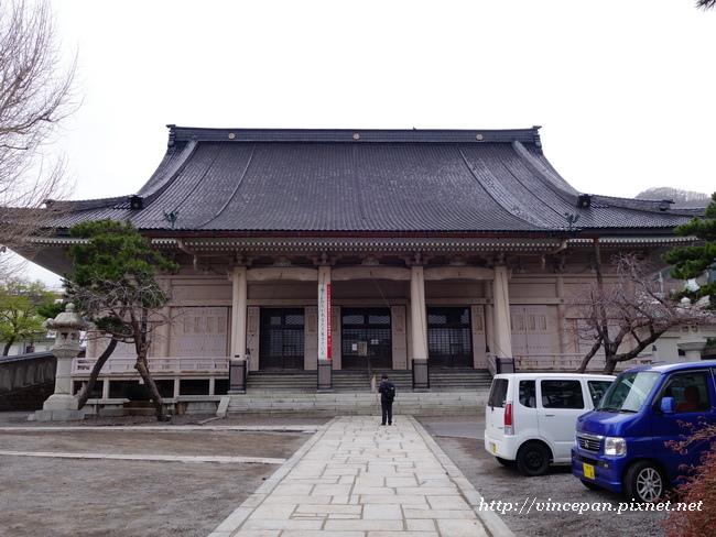 東本願寺廟函館別院