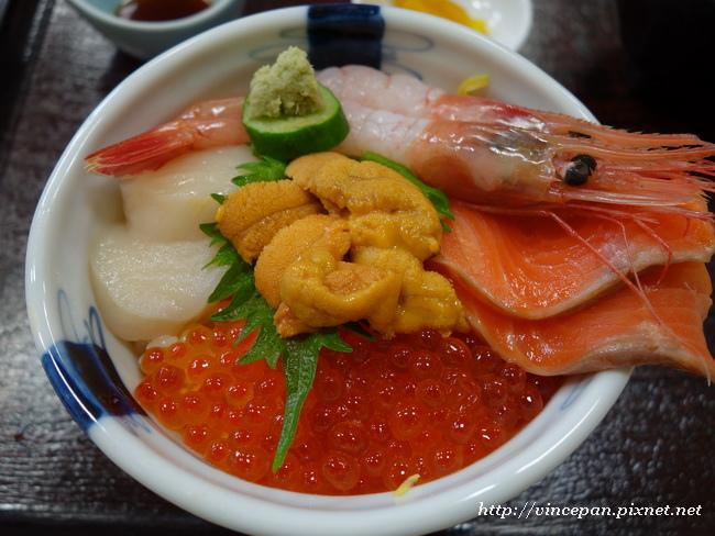海鮮丼飯2