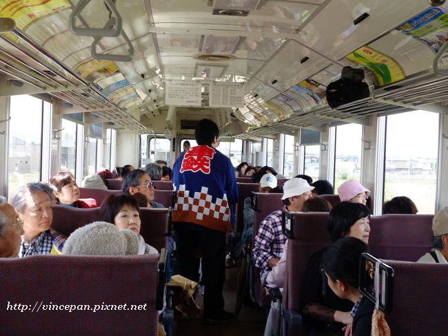 津輕鐵道 車廂