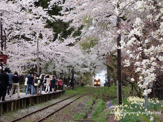 火車進站1