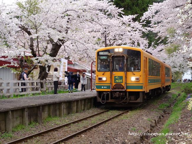 火車離站1