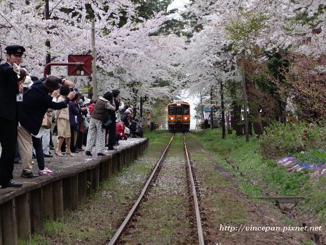 火車再次進站1