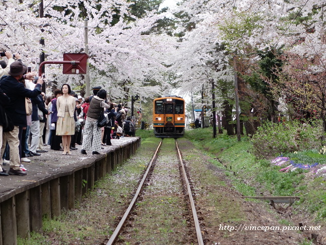 火車再次進站2