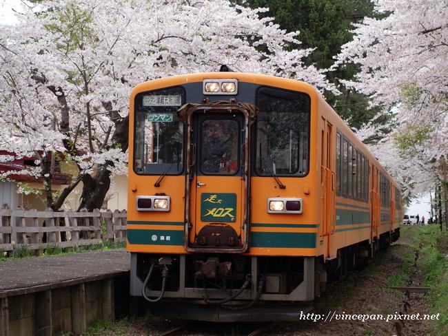 火車再次離站1
