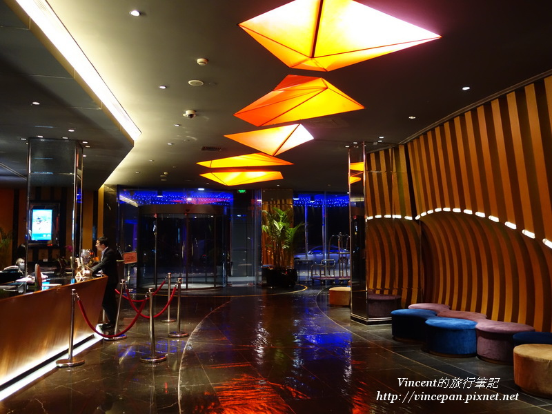 蘇哥利酒店 大廳