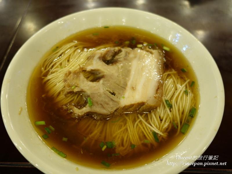 朱鴻興麵館 燜肉面