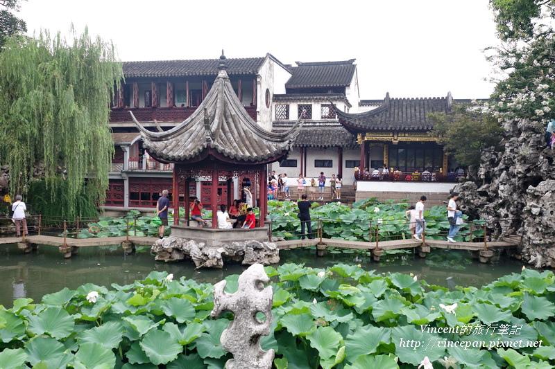 太湖石 湖心亭3