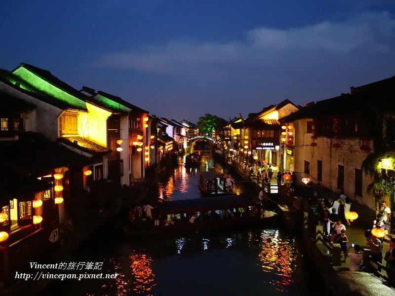 山塘河 夜1