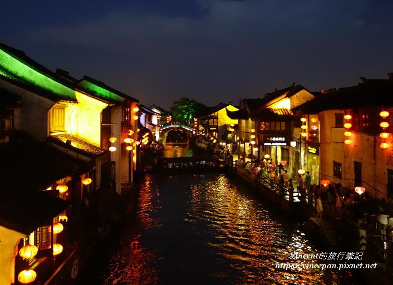 山塘河 夜3
